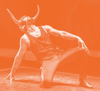 compagnie Caliband Théatre - Raging Bull