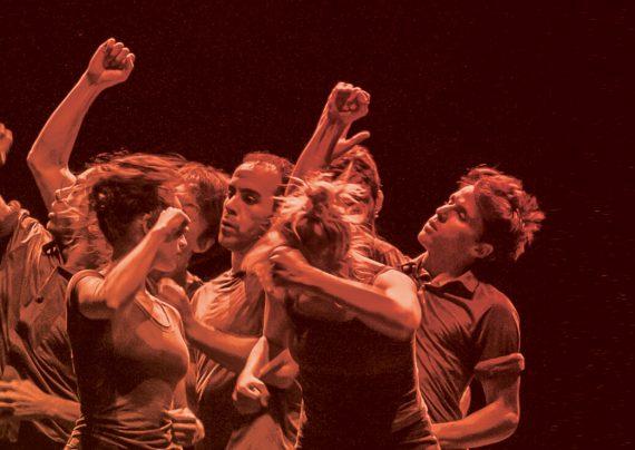 visuel fête de la danse - La Barcarolle