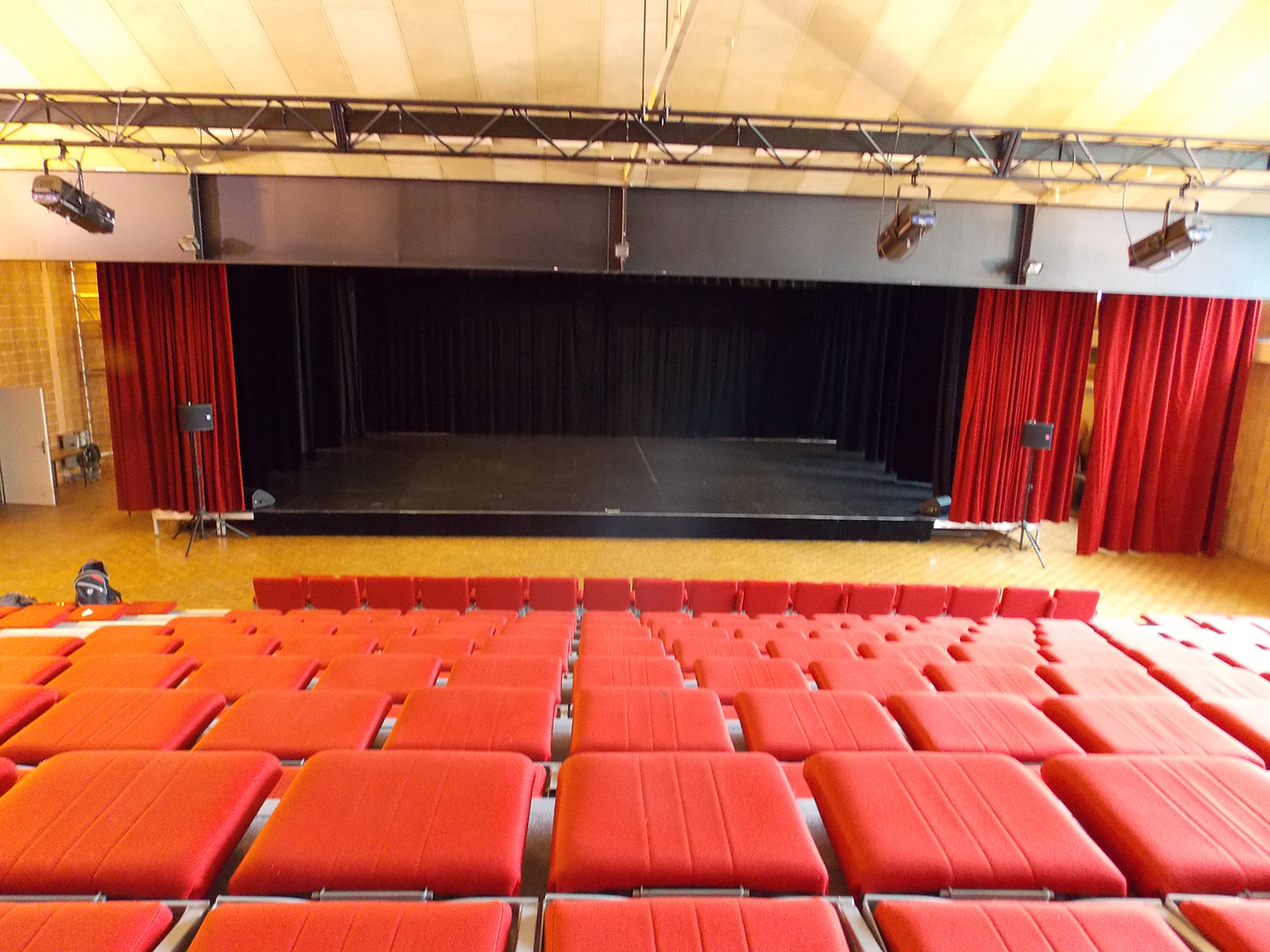 salle spectacle saint omer